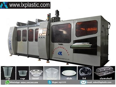 LX700-A thermoforming machine
