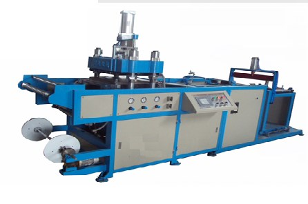RJD515*580 Semi-Automatic Contact-Heat thermoforming machine